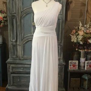 NWT Beautiful white  dress